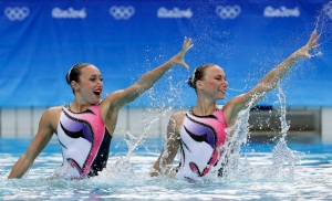 AP RIO OLYMPICS SYNCHRONIZED SWIMMING S OLY SYN BRA