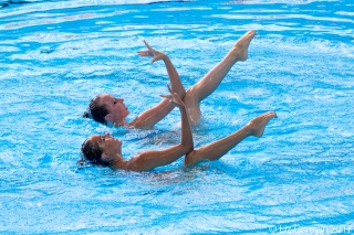 Spain's Ona Carbonell and Paula Ramirez - Technical Duet