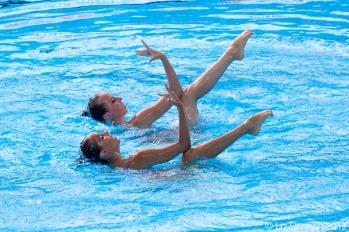 Spain's Ona Carbonell and Paula Ramirez - Technical Duet