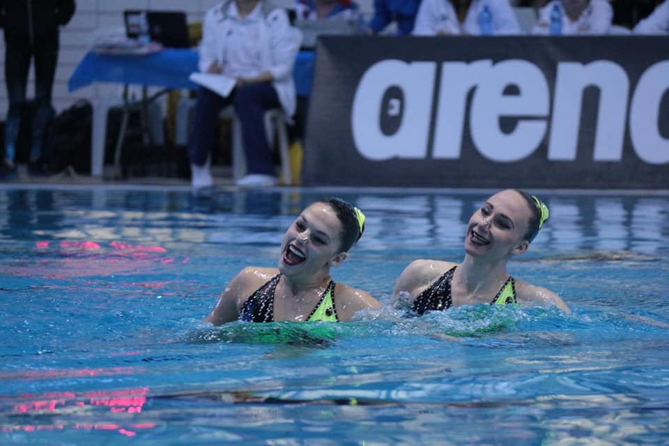 2019 Israel Winter Senior Nationals Results Inside Synchro