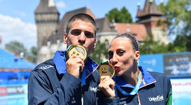 XVII FINA World Aquatics Budapest 2017